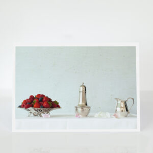 Still Life with Local Fruits card