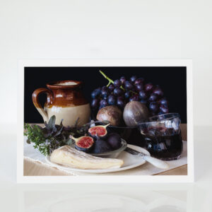 Still Life with Figs card