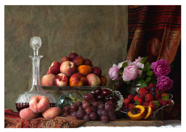 Still Life with Summer Fruits