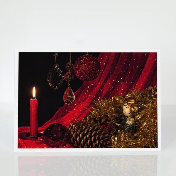Christmas Colour and Light card
