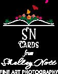 sn card logo vertical white
