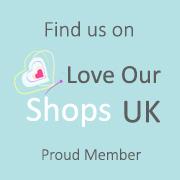 Member badge for Love Our Shops UK